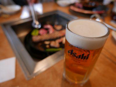 Asahi Beer Garden