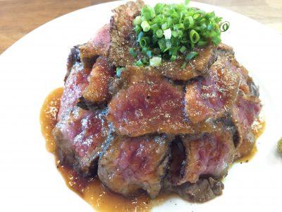 Beef dining hall