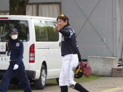 #1 Seiichi Uchikawa