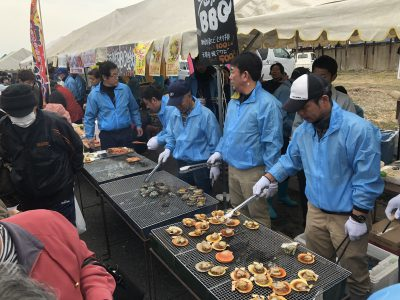 Amakusa Fishermen's Thanksgiving Day