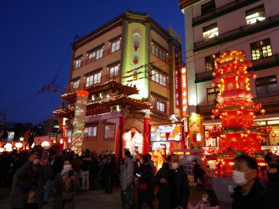 Nagasaki Lantern Festival