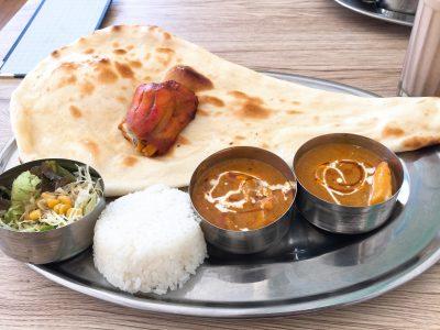 lucky Indian restaurant